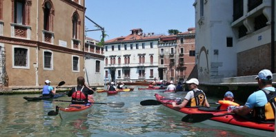 Benátky Vogalonga
